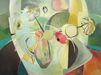 35-2-vases-60x80cm-oil-on-canvas